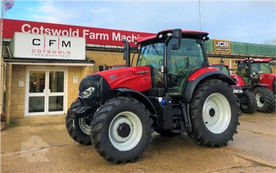Used CASE IH MAXXUM 115 for sale in Ireland - 8 Listings