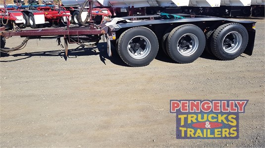 2011 Tristar Dolly Pengelly Truck & Trailer Sales & Service - Trailers for Sale