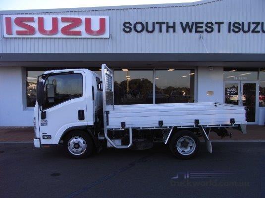 2014 Isuzu NLR 200 Short Traypack South West Isuzu - Trucks for Sale