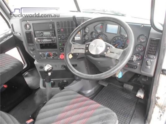 2009 Mack Granite Westar - Trucks for Sale
