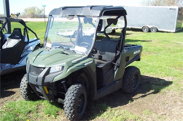 ARCTIC CAT Utility Utility Vehicles For Sale - 44 Listings