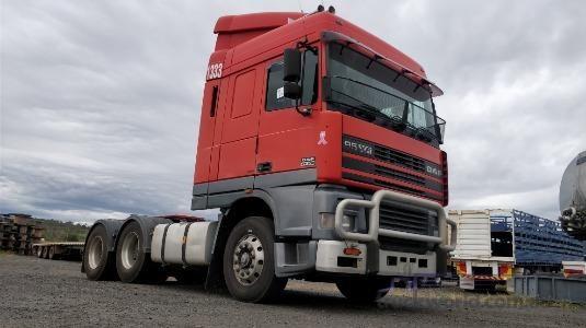 2002 DAF XF95.530 Wheellink - Trucks for Sale