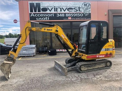 BOBCAT 331 For Sale - 31 Listings | MachineryTrader co uk - Page 1 of 2