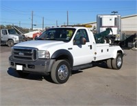 2006 FORD F-550 **ONLINE AUCTION**
