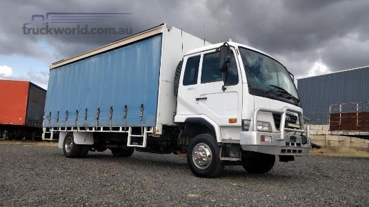 2008 UD MK6 Wheellink - Trucks for Sale