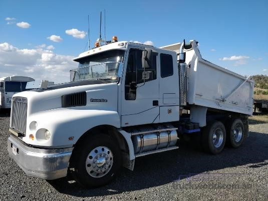 2002 Iveco Powerstar 6700 Wheellink - Trucks for Sale