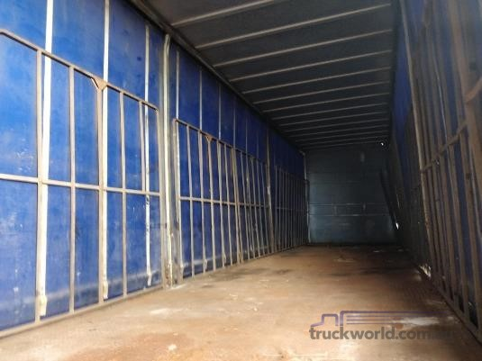 1992 Freighter 41FT Curtainsider Semi Trailer Wheellink - Trailers for Sale