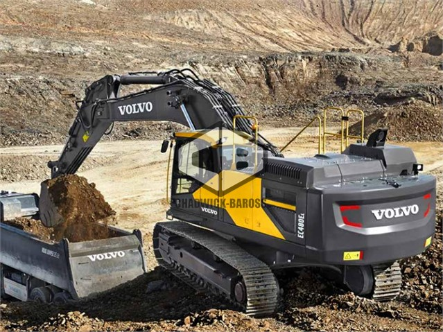 www chadwick-baross com | For Sale 2020 VOLVO EC480EL