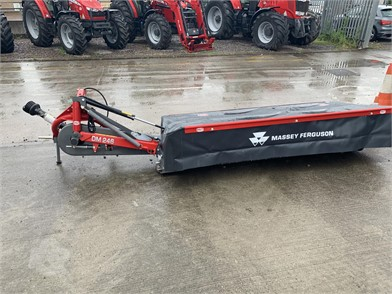Used MASSEY-FERGUSON Disc Mowers for sale in Ireland - 8