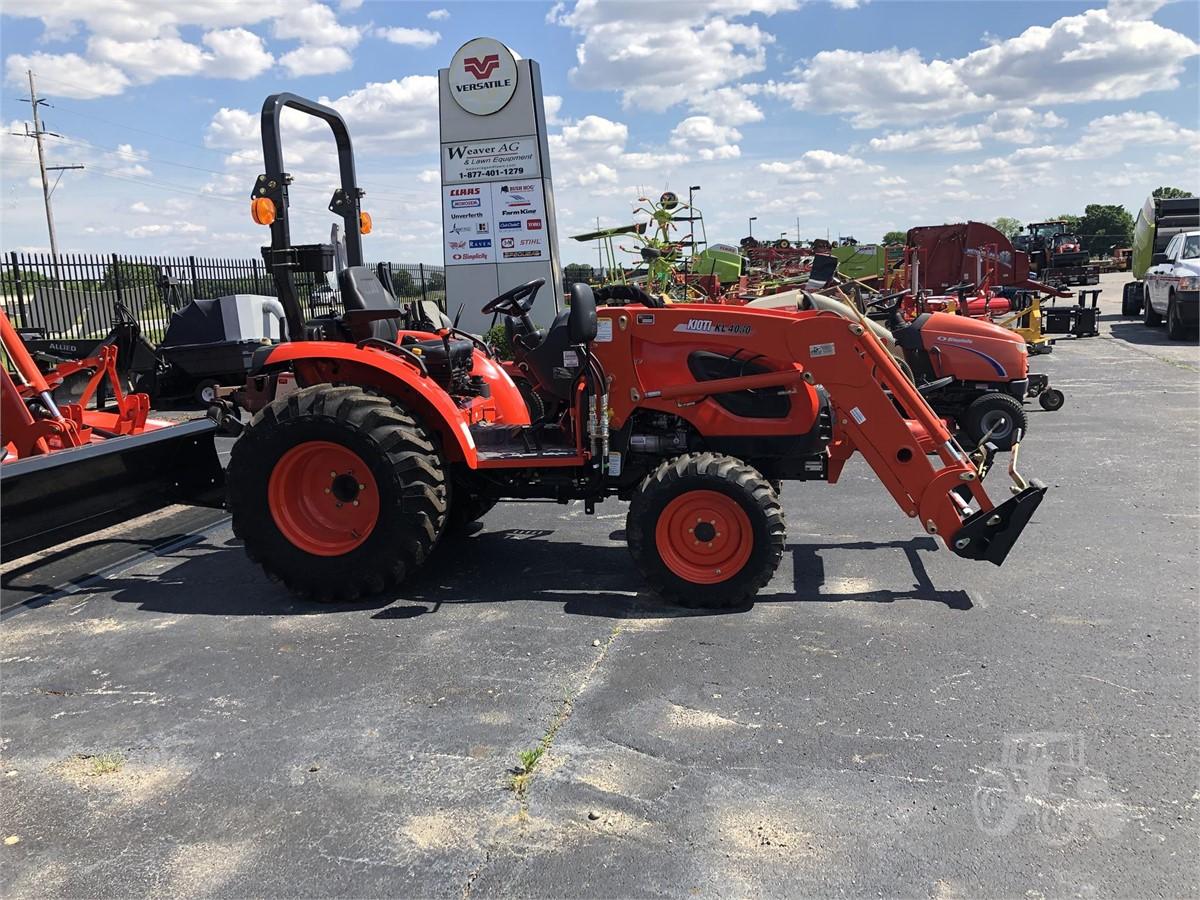 2018 KIOTI CK4010SE HST For Sale In Wakarusa, Indiana