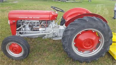 MASSEY-FERGUSON Tractors For Sale In Texas - 77 Listings