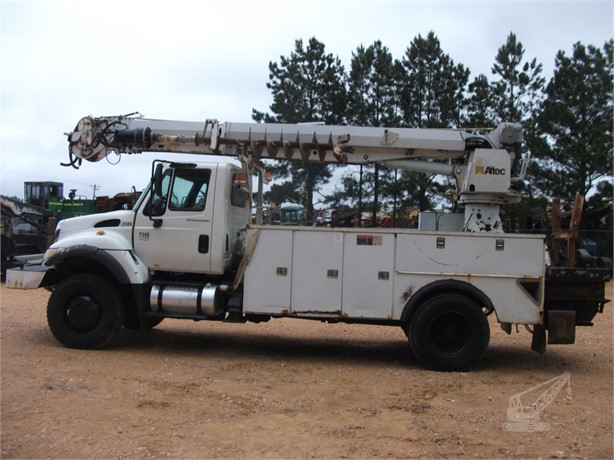 ALTEC Truck-Mounted Digger Derricks Auction Results - 692