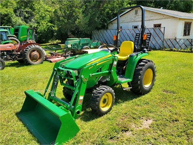 John Deere Less Than 40 HP Tractors For Sale In Dothan