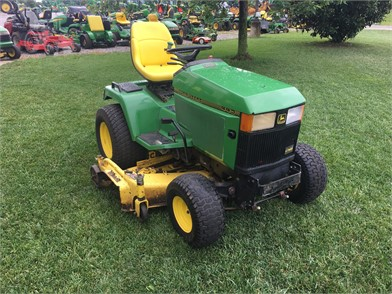 John Deere 445 For Sale 17 Listings Tractorhousecom Page 1 Of 1