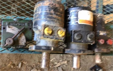 HYDRAULIC PUMPS AND CONTROL VALVE Other Auction Results - 1 Listings