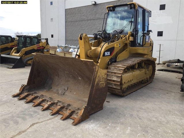 2017 CAT 963K For Sale In Topeka Area, Kansas