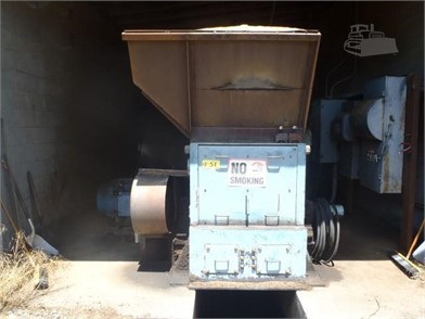Jeffrey 44Wb Hog W/ 150 Hp Mtr Electric S/N 11312 Other