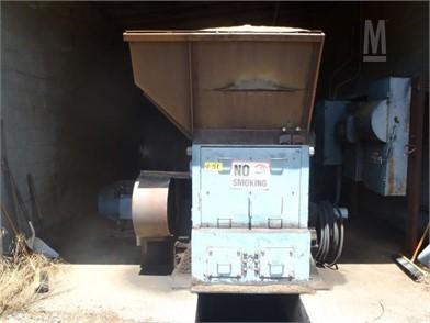 JEFFREY 44WB HOG W/ 150 HP MTR ELECTRIC S/N 11312 Other