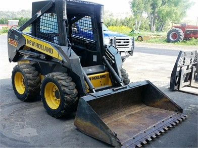 NEW HOLLAND L160 For Sale - 9 Listings | MachineryTrader.com - Page on