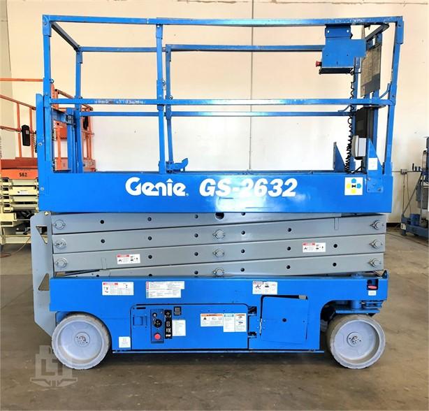 GENIE GS2632 Scissor Lifts For Sale - 351 Listings