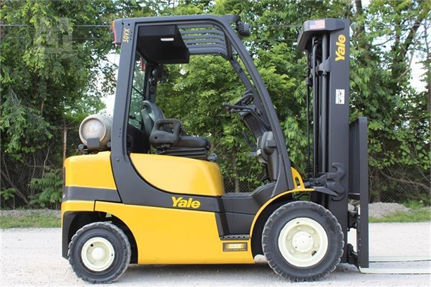 YALE Forklifts Auction Results - 1590 Listings | LiftsToday