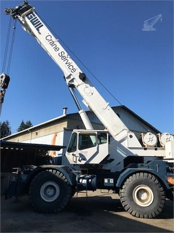 GROVE RT760E Rough Terrain Cranes For Sale - 45 Listings