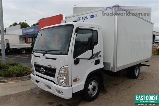 2019 Hyundai Mighty EX6 MWB - Truckworld.com.au - Trucks for Sale