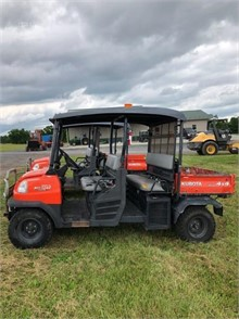 KUBOTA RTV1140 CPX Auction Results - 4 Listings