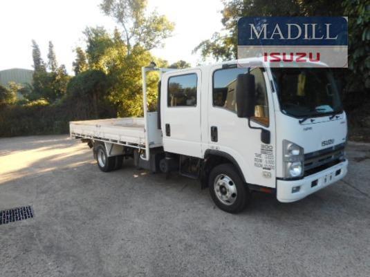 2011 Isuzu NPR 300 Dual Cab - Trucks for Sale