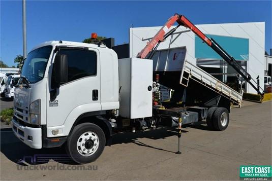 2009 Isuzu FSR 850 Long - Trucks for Sale