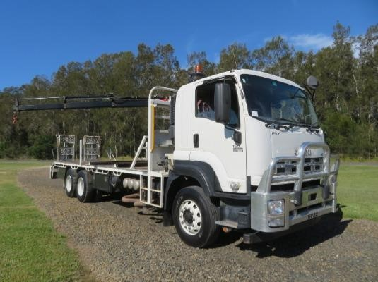 2013 Isuzu FXY 1500 Long - Trucks for Sale