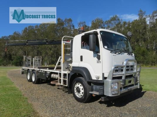2013 Isuzu FXY 1500 Long Midcoast Trucks - Trucks for Sale