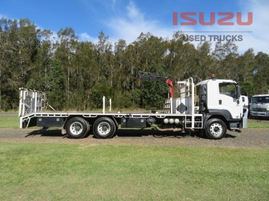 2013 Isuzu FXY 1500 Long Used Isuzu Trucks - Trucks for Sale