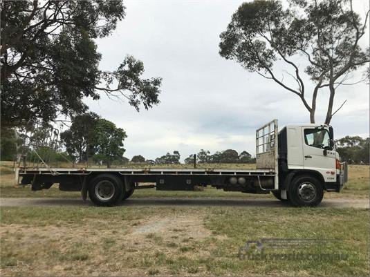2011 Hino 500FD1026 - Trucks for Sale
