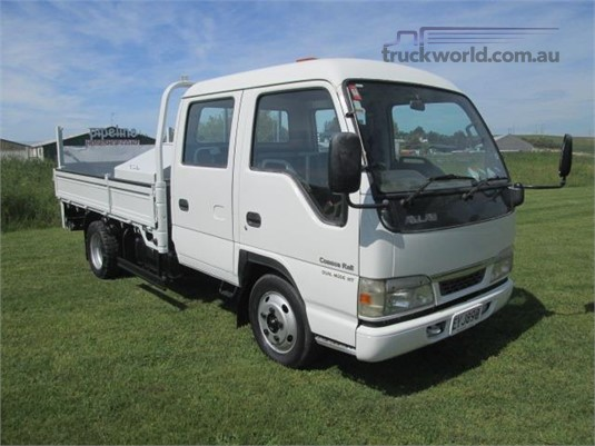 2002 Nissan ATLAS 200 - Trucks for Sale