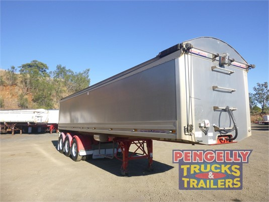 2014 Maxitrans Tipper Trailer Pengelly Truck & Trailer Sales & Service - Trailers for Sale