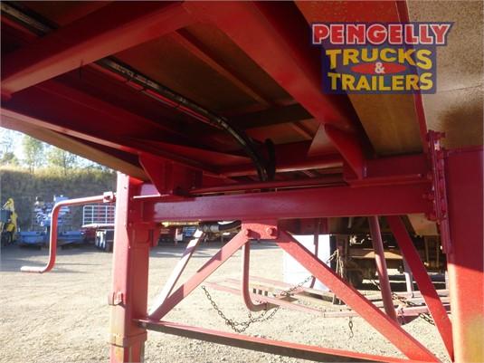 2011 Rhino Grain Tipper Trailer Pengelly Truck & Trailer Sales & Service - Trailers for Sale