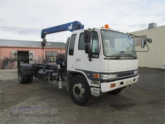 1998 Hino RANGER FE7 Trucks for Sale