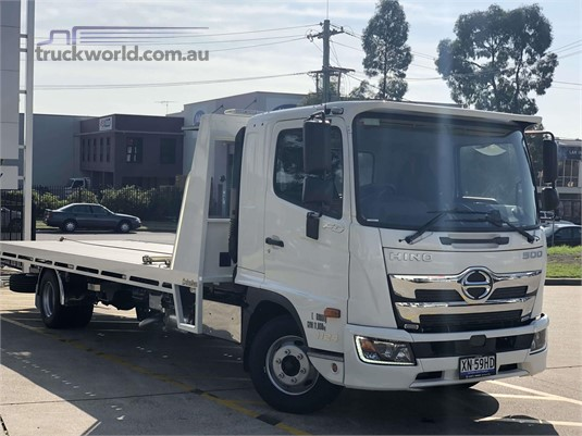2018 Hino 500 Series Trucks for Sale
