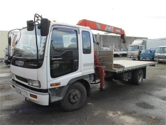 1994 Isuzu F10.210 - Truckworld.com.au - Trucks for Sale