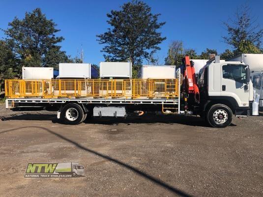 2008 Isuzu FVR 1000 National Truck Wholesalers Pty Ltd - Trucks for Sale