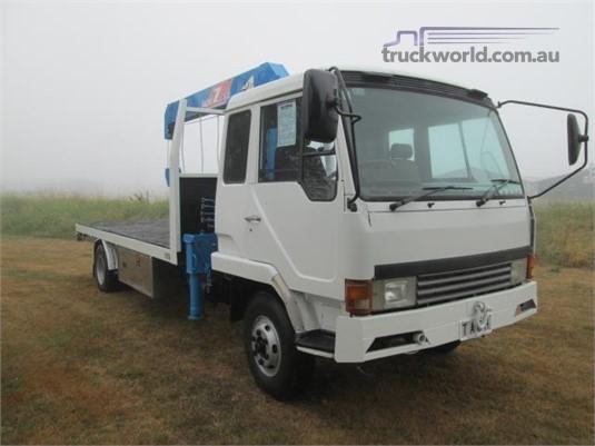 1988 Mitsubishi FK417 Trucks for Sale