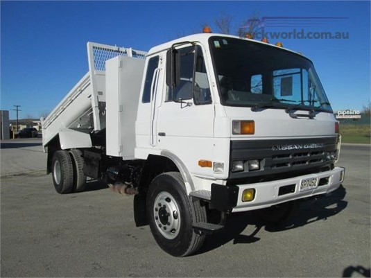 1995 Nissan CP180 - Trucks for Sale