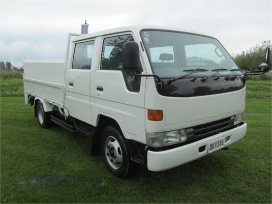 1997 Toyota Dyna 400 Trucks for Sale