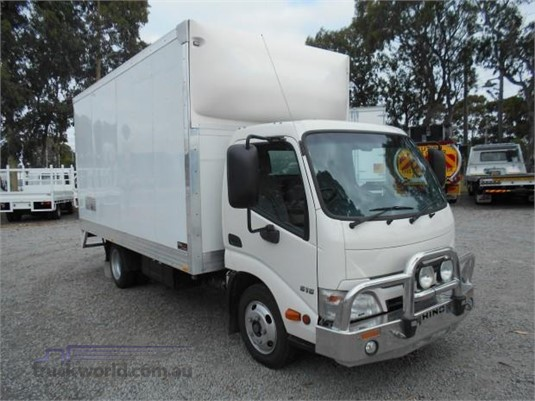 2012 Hino 300 Series 616 Trucks for Sale