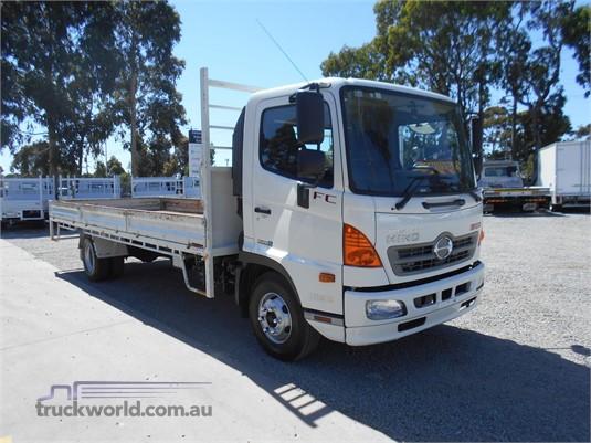 2016 Hino 500 Series 1022 FC Trucks for Sale