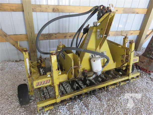 YEAGER-TWOSE TC10 Turf Equipment Auction Results - 4 Listings