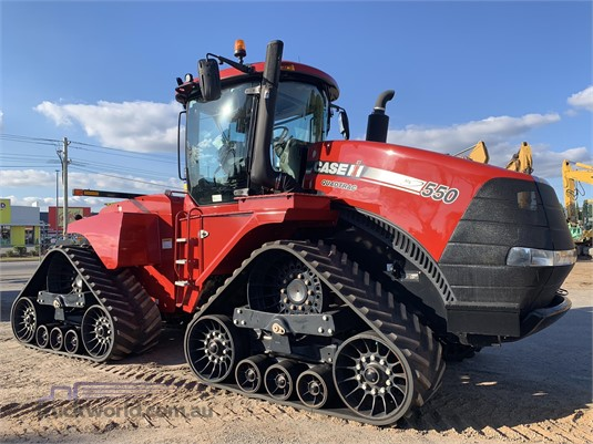 2017 Case Ih Steiger 550 Quadtrac Farm Machinery for Sale