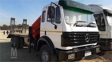 MERCEDES-BENZ Plant Equipment For Sale - 11 Listings