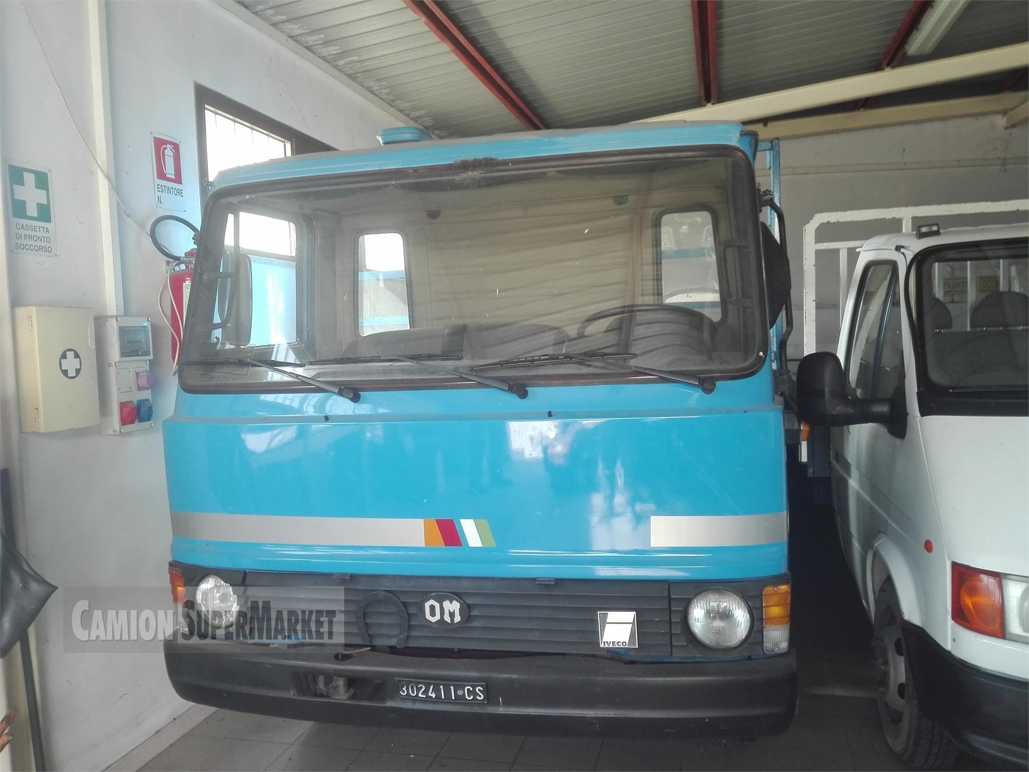 Fiat OM 60 Usato 1988